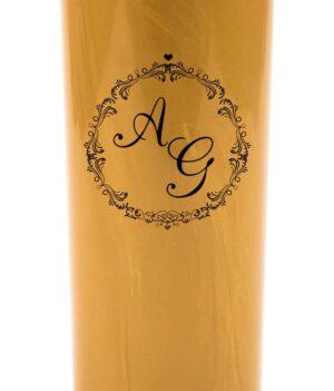 copo long drink personalizado dourado