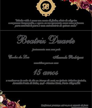 Convites De 15 Anos Convites De Casamento Em Porto Alegre